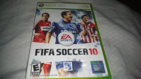 Fifa 10 - Xbox360 - Completo