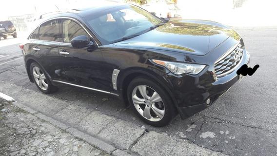 Infinit Fx35 3.5 Awd V6 24v Automatica Preta 2009 Top