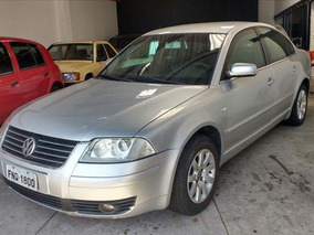 Volkswagen Passat 1.8 20v Turbo Manual 2002 Raridade