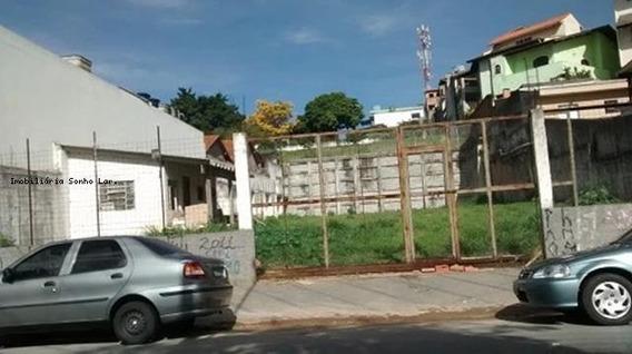 Terreno Para Locação Em Osasco, Umuarama, 1 Dormitório, 1 Banheiro, 1 Vaga - 4369
