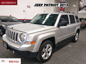 Jeep Patriot Sin Definir 5p Sport L4/2.4 Man