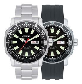 Relógio Orient Masculino Automático 469ss040 P1sx Poseidon