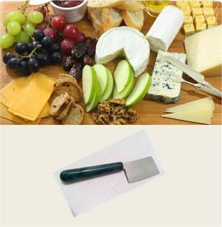 Práctico Cuchillo Para Picar Y Servir Quesos 18 Cms
