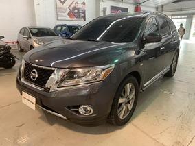 Nissan Pathfinder Exclussive Aut 4x4