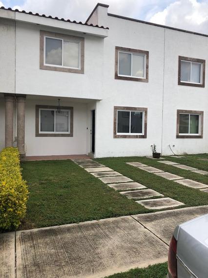 Renta Casa Amueblada En Fracc. Praderas Sta Lucia
