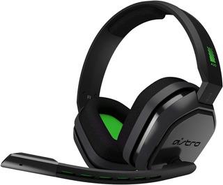 Auricular Microfono Logitech Astro A10 Ps4 Xbox Pc Verde