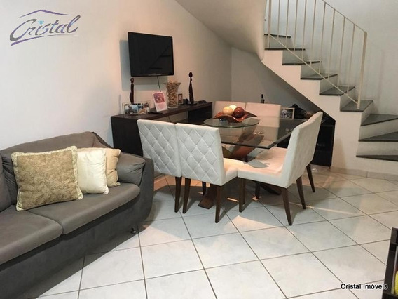 Casa Para Venda, 2 Dormitórios, Jardim Ester Yolanda - São Paulo - 20342