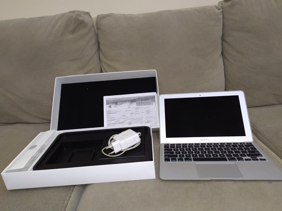 Mac Air 11 2012 /teclado Mouse Não Funciona Ta Barato