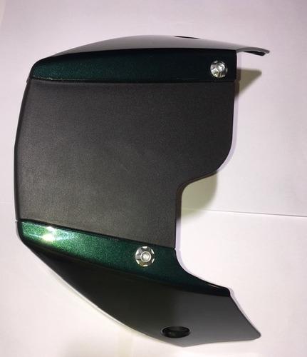 Imagen 1 de 6 de Cobertor Inferior Derecho Verde Zanella Ceccato X250 Cuotas