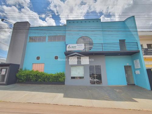 Sala Para Aluguel Em Jardim Vista Alegre - Sa011429