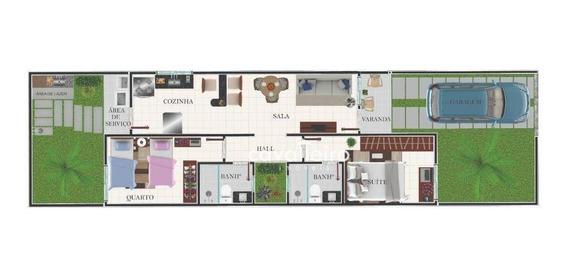 Casa Com 2 Dormitórios À Venda, 74 M² - Barroco (itaipuaçu) - Maricá/rj - Ca4180