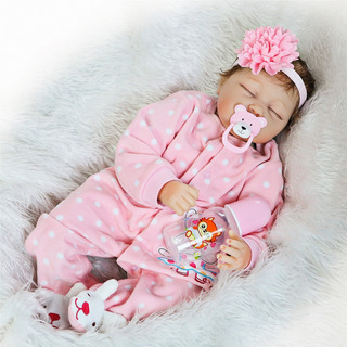 Lilith Reborn Muñeca Bebé Recien Nacida Niña 21,7 Pulgada