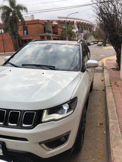 Jeep Compass Limited Plus 2018. Estado Impecable