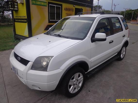 Ford Ecosport Sincrónico