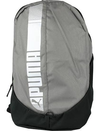 Mochila Puma Ploneer Backpack Escolar Portalaptop Reflejante