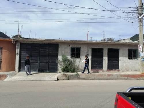 En Venta Terreno Con 2 Locales , Col. Lomas De Huitepec
