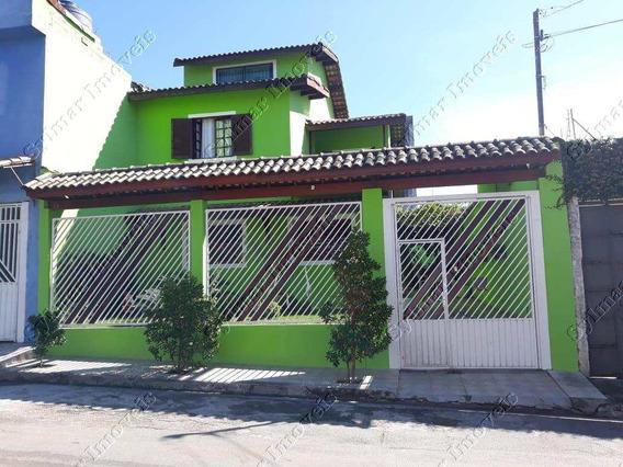 Sobrado Com 3 Dorms, Cidade Jardim Cumbica, Guarulhos - R$ 700 Mil, Cod: 2094 - V2094