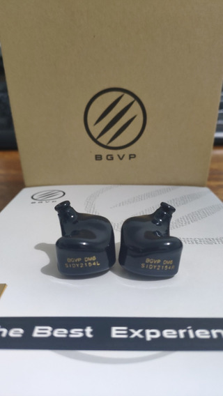 Bgvp Dm6 5ba In-ear/earphone Monitor Mmcx Audiophile