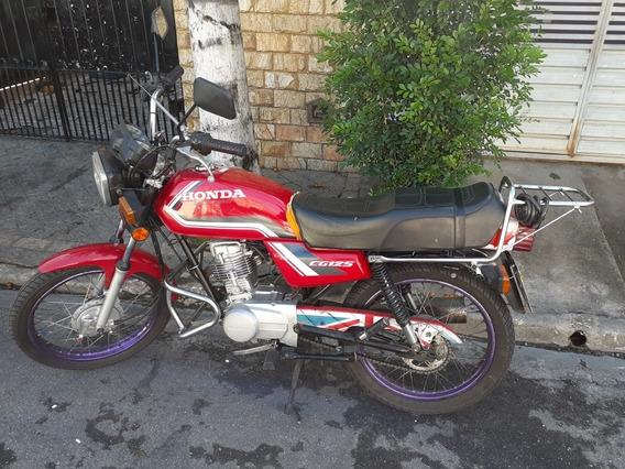 Honda Cg 125 4 Strok