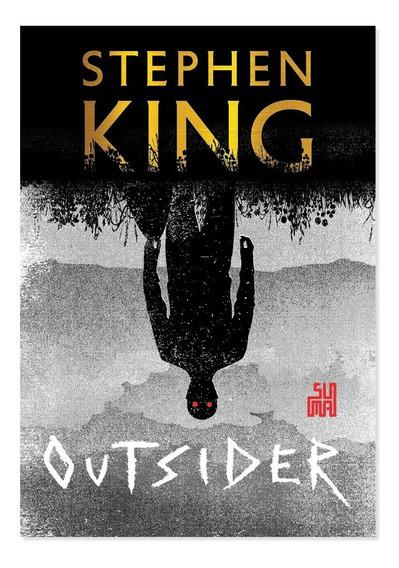 Livro Outsider - Stephen King
