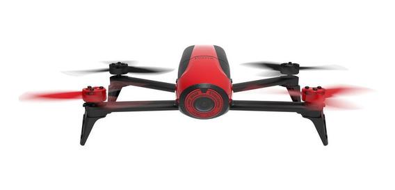 Drone Parrot Bebop 2 con cámara Full HD red