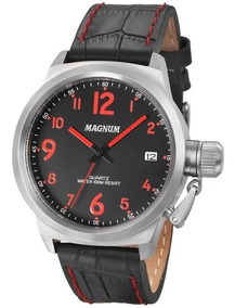 Relógio Magnum Masculino Ma33442z Original + Nota Fiscal