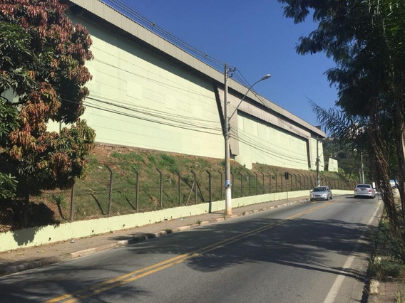 Galpão À Venda, 4000m² Construídos, Por R$ 8.000.000 - Paraíso (polvilho) - Cajamar/sp - Ga0180