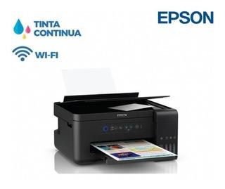 Epson L3150 Wifi Impresora Multifuncion Tinta Continua L4150
