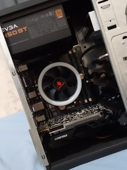 Pc Gamer I5, 8gb De Ram, Gtx 950 E Hd 500