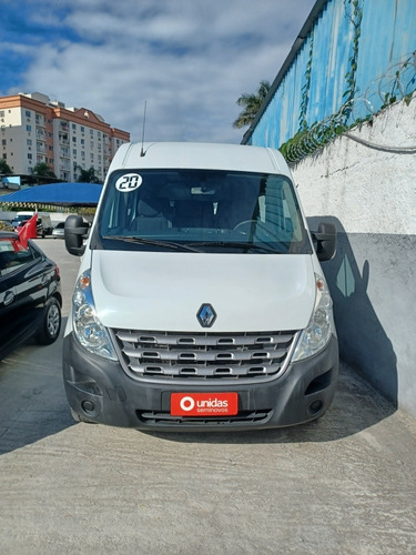 Imagem 1 de 15 de Renault Master 2020 2.3 Executive L3h2 16l 5p