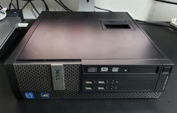 Pc Cpu Dell I7 3.4ghz 8gb 500gb Excelente Envio Imediato