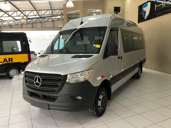 Mercedes Benz Sprinter 516 Big 0km Executiva