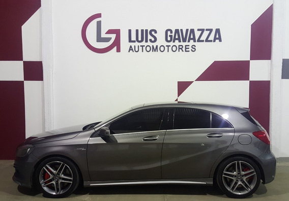 Mercedes Benz A45 Amg 2.0 Turbo 4matic