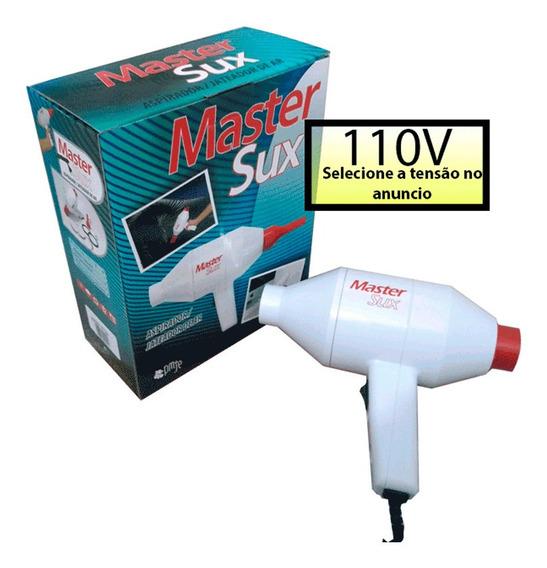 Aspirador Jateador De Ar Mastersux Original - 110v Ou 220v