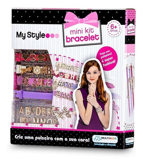 My Style Mini Kit Pulseira Com Letras