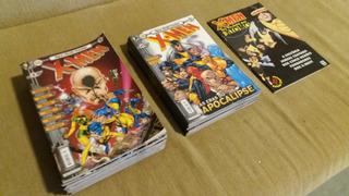 Hq - X-men - Super-heróis Premium - 17 Revistas + 1