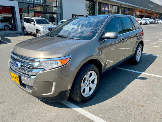 Ford Edge Limited 3.500 4x4 Automatica