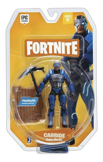 Fortnite Figura De Carbide Solo Mode Epic Games Serbazares