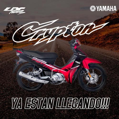 Moto Yamaha Crypton T110 Yamaha Colonia