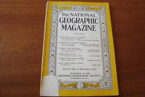 Magazine Ingles National Geographic Vol 100 Nº 1 / 1951 Julh