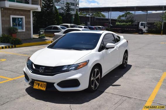 Honda Civic 2dr Si 6mt