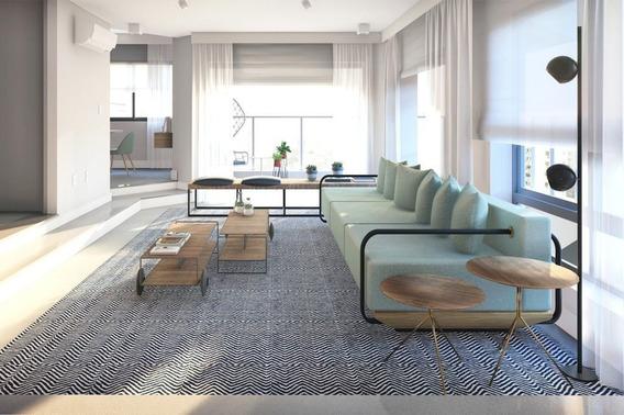 Apartamento Alto Padrão, Sem Mobília, Próximo Ao Shopping Ibirapuera - Sf28823