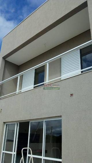 Sobrado Com 3 Dormitórios À Venda, 117 M² Por R$ 370.000 - Parque Santo Antônio - Taubaté/sp - So0478