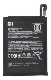 Bateria Pila Interna Xiaomi Redmi Note 5 Bn45 4000mah
