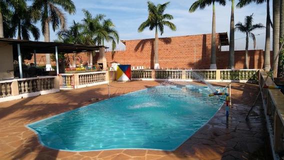 Chácara Para Venda Em Araras, Recanto Paraiso, 2 Dormitórios, 1 Banheiro - V-191