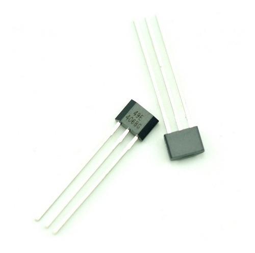 Imagen 1 de 2 de Sensor Efecto Hall 49e Oh49e Ss49e Arduino -pdiy-