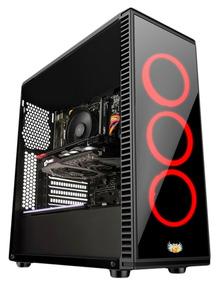 Cpu Gamer Amd A4 4000/ 500 Gb/ 4gb/ Dvd-rw/ Apu 2gb/ Hdmi