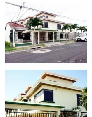 Casa En Condominio, Guachipelin De Escazu
