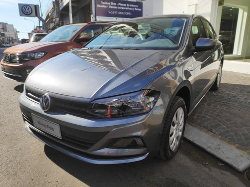 Volkswagen Polo Trendline Mt Gris Platinum