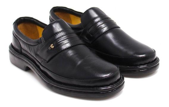 Sapato Pipper Masculino Soften Couro 5520